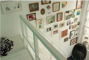 escaleras composición imágenes