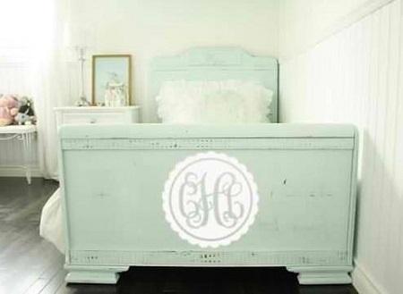 decorar con vinilo muebles 1
