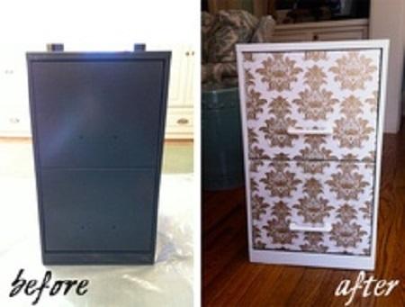 decorar con vinilo muebles 4