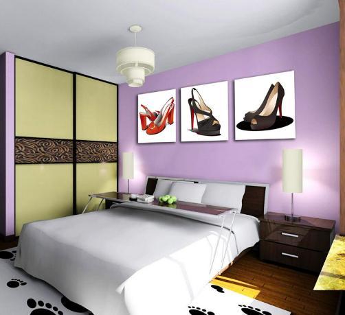 cuadros zapatos decora 3